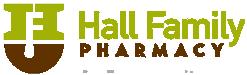 Hall Family Pharmacy Logo